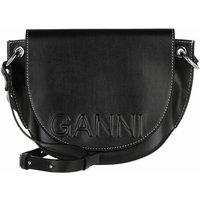 GANNI Crossbody Bags - Saddle Bag - in schwarz - für Damen