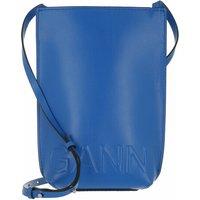 GANNI Crossbody Bags - Small Crossbody Bag Solid - in blau - für Damen