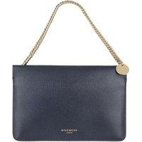 Givenchy Crossbody Bags - Crossbody Bag Leather Suede - in blau - für Damen