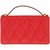 Givenchy Crossbody Bags - GV3 Crossbody Bag Leather - in rot - für Damen