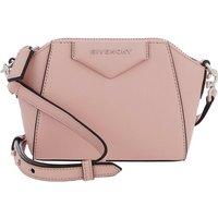 Givenchy Crossbody Bags - Nano Antigonia Crossbody Bag Goatskin - in pink - für Damen