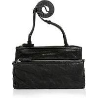 Givenchy Crossbody Bags - Pandora Mini Bag Washed Leather - in schwarz - für Damen