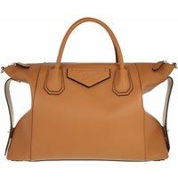 Givenchy Tote - Antigona Tote Bag Soft Smooth Leather - in cognac - für Damen