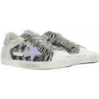 Golden Goose Sneakers - Low Top Superstar Sneakers - in bunt - für Damen