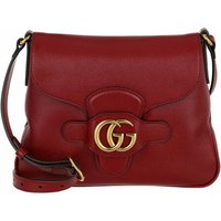 Gucci Crossbody Bags - GG Dhalia Crossbody Bag Leather - in rot - für Damen