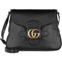 Gucci Crossbody Bags - GG Dhalia Crossbody Bag Leather - in schwarz - für Damen