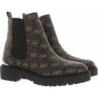 Guess Boots & Stiefeletten - Olet Footwear Dress Bootie - in braun - für Damen