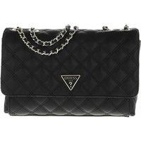 Guess Crossbody Bags - Cessily Convertible Xbody Flap - in schwarz - für Damen
