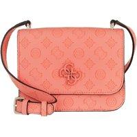 Guess Crossbody Bags - Noelle Mini Flap Crossbody Bag - in rot - für Damen