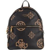 Guess Rucksack - Vikky Backpack - in braun - für Damen