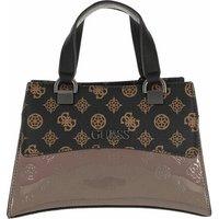 Guess Satchel Bag - Dalma Mini Satchel - in braun - für Damen