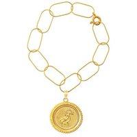 Hermina Athens Armband - Amalthea Bracelet - in gold - für Damen