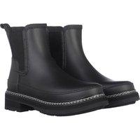 Hunter Boots & Stiefeletten - Ref Stitch Detail Chelsea Boots - in schwarz - für Damen