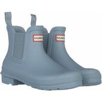 Hunter Boots & Stiefeletten - Womens Original Chelsea Boot - in blau - für Damen