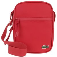 Lacoste Crossbody Bags - Lcst S Flat Crossover Bag - in rot - für Damen