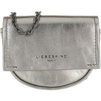 Liebeskind Berlin Crossbody Bags - Josy Metallic Necklace Accessoire - in silber - für Damen