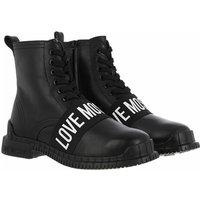 Love Moschino Boots & Stiefeletten - St Ttod Gommar30 Vitello - in schwarz - für Damen