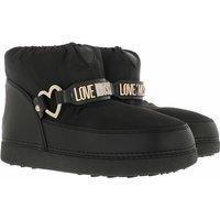 Love Moschino Boots & Stiefeletten - St Ttod Skiboot20 Nylon - in schwarz - für Damen