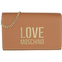 Love Moschino Crossbody Bags - Borsa Pu - in cognac - für Damen