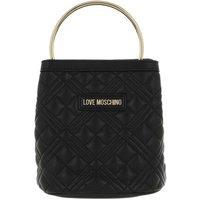 Love Moschino Crossbody Bags - Borsa Quilted Nappa Pu - in schwarz - für Damen