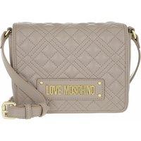 Love Moschino Crossbody Bags - Borsa Quilted Pu - in grau - für Damen