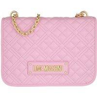 Love Moschino Crossbody Bags - Borsa Quilted  Pu - in pink - für Damen