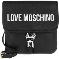 Love Moschino Crossbody Bags - Shoulder Bag Vit.Natural Grain Mix - in schwarz - für Damen