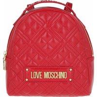 Love Moschino Rucksack - Bag - in rot - für Damen