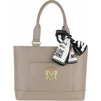 Love Moschino Satchel Bag - Borsa Pu - in grau - für Damen