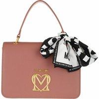 Love Moschino Satchel Bag - Borsa Pu - in rosa - für Damen