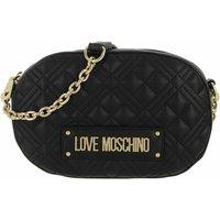 Love Moschino Satchel Bag - Borsa Quilted Nappa Pu - in schwarz - für Damen