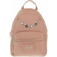 Love Moschino Satchel Bag - Borsa Quilted Pu - in rosa - für Damen