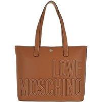 Love Moschino Shopper - Borsa Pu - in cognac - für Damen