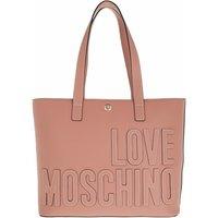 Love Moschino Shopper - Borsa Pu - in rosa - für Damen