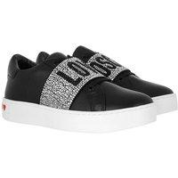 Love Moschino Sneakers - Sneakerd Cassetta35 Vitello - in schwarz - für Damen