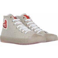 Love Moschino Sneakers - Sneakerd Eco30 Lurex - in silber - für Damen