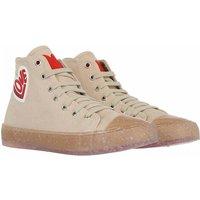 Love Moschino Sneakers - Sneakerd Eco30 Suede Pl - in beige - für Damen