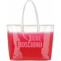 Love Moschino Tote - Borsa Pvc+Pu - in rosa - für Damen