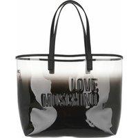 Love Moschino Tote - Borsa Pvc+Pu - in schwarz - für Damen