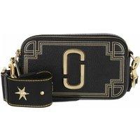 Marc Jacobs Crossbody Bags - The Snapshot Gilded Leather - in schwarz - für Damen