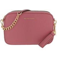 Michael Kors Crossbody Bags - Jet Set Medium Camera Bag - in pink - für Damen