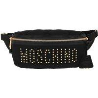 Moschino Bauchtaschen - Quilted Belt Bag - in schwarz - für Damen