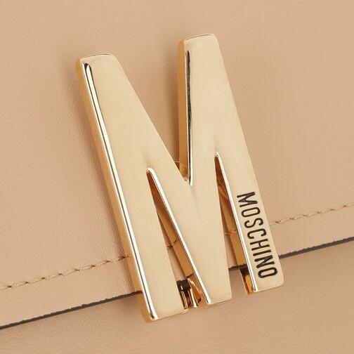 Moschino-Crossbody-Bags-Borsa-Tracolla-in-beige-fuer-Damen-29855250889-1