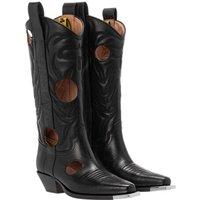 Off-White Boots & Stiefeletten - Meteor Shower Boots - in schwarz - für Damen