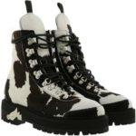 Off-White Boots & Stiefeletten – Pony Hiking Boot – in weiß – für Damen