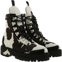 Off-White Boots & Stiefeletten - Pony Hiking Boot - in weiß - für Damen