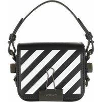 Off-White Crossbody Bags - Diag Baby Flap Crossbody Bag - in schwarz - für Damen