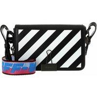 Off-White Crossbody Bags - Diag Mini Flap Crossbody - in schwarz - für Damen
