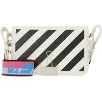 Off-White Crossbody Bags - Diag Mini Flap Crossbody - in weiß - für Damen