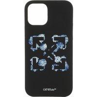 Off-White Handyhüllen - Floral Arrows Iphone 12 Mini - in bunt - für Damen